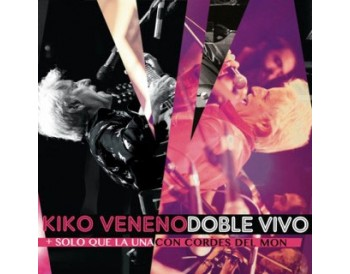 Kiko Veneno - Doble vivo (2 CDs)