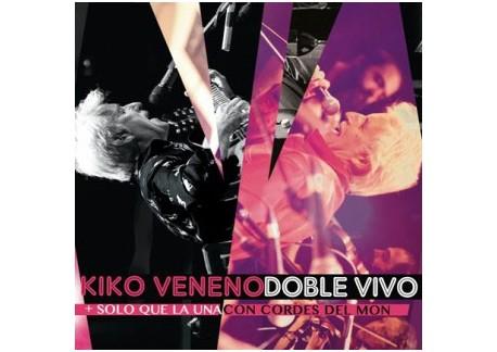 Kiko Veneno - Doble vivo (2 CDs)