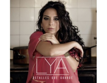 "LYA ""Detalles que guardé"" CD"
