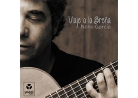 """Nono García """"Viaje a la breña"""" (CD)"""
