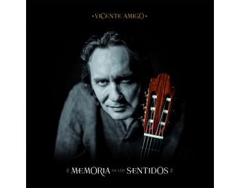 Vicente Amigo - Memoria de los sentidos (Vinilo 2 LPs)