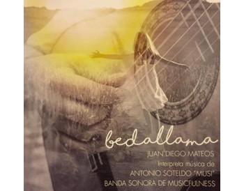 Juan Diego Mateos - Belladama (CD)