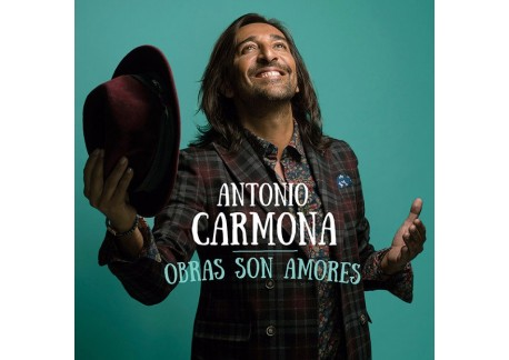"Antonio Carmona - ""Obras son amores"" (CD)"