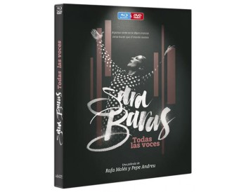 Sara Baras - Todas las voces (Dvd+Blu-Ray)