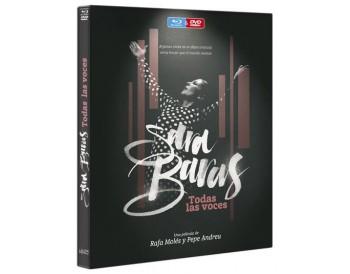 Sara Baras - Todas las voces (Dvd+Blu-Ray)
