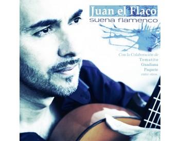 Juan el Flaco - Suena Flamenco (CD)