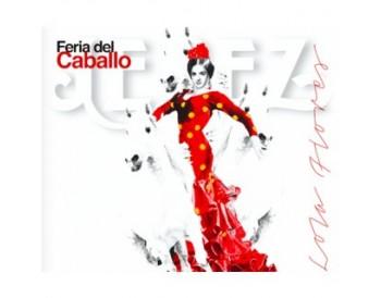 Feria del caballo de Jerez a Lola Flores (CD)