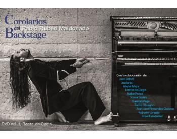 Corolarios del Backstage. Pablo Rubén Maldonado (DVD)