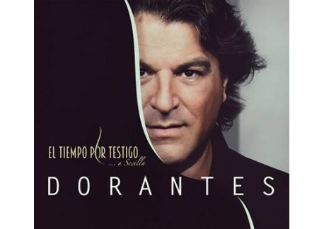 El tiempo por testigo - Dorantes (CD)
