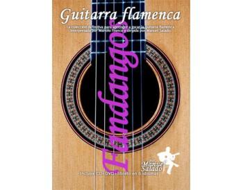 Guitarra Flamenca vol. 5. FANDANGOS. DVD + CD