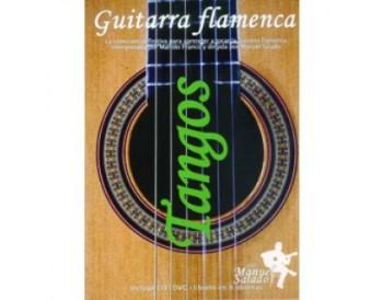Guitarra Flamenca vol. 9. TANGOS. DVD + CD