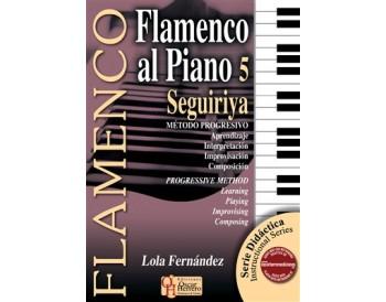 Flamenco al Piano v.5 Seguiriya - Book