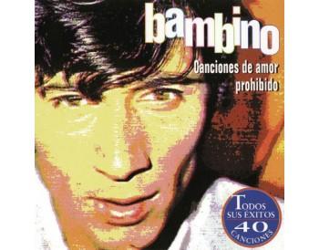 Bambino - Canciones de amor prohibido (2 CDs)