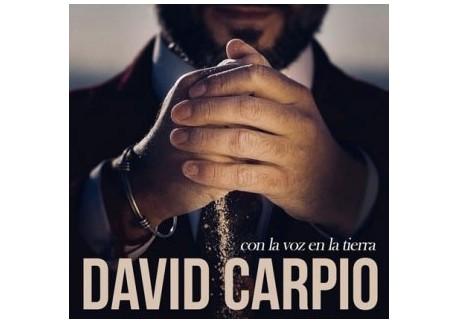 David Carpio - Con la voz en la tierra (CD)