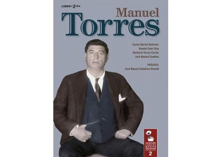 """Carlos Martin Ballester """"Manuel Torres"""" (Libro + 2CDs)"""