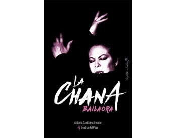 La Chana - Bailaora (book)