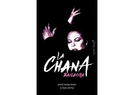 La Chana - Bailaora (book)