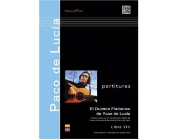 Paco de Lucía - El Duende del Flamenco (partituras)