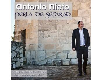 Antonio Nieto - Perla de Sefarad (CD)