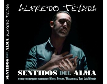 Alfredo Tejada. Sentidos del alma (cd)