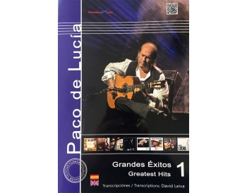 Paco de Lucía - Greatest Hits - Vol 1