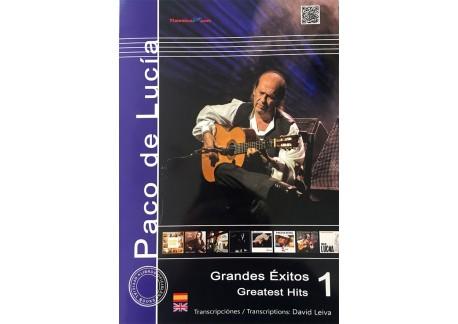 Grandes éxitos - Paco de Lucía - Vol 1