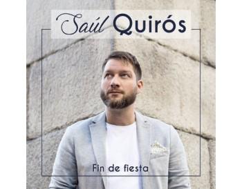 Saúl Quirós - Fin De Fiesta (CD)