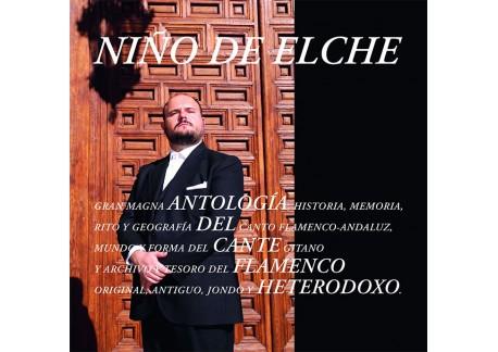 Niño de Elche - Antología del cante flamenco heterodoxo (2CDs)