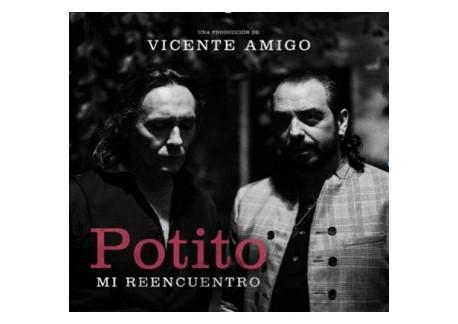 Potito y Vicente Amigo - Mi reencuentro (CD)