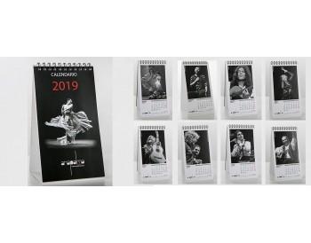 Flamenco Calendar  2019 - Ana Palma (Pack  6)