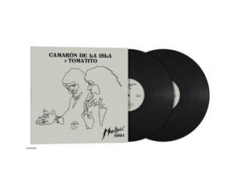 Camarón de la Isla y Tomatito - Montreux 1991 (Vinilo LP 45-RPM)