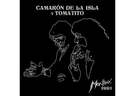 Camarón de la Isla y Tomatito - Montreux 1991 (CD+DVD)
