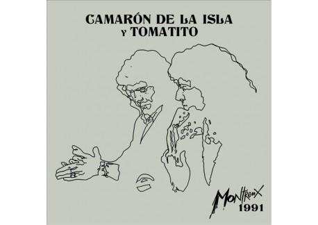 Camarón de la Isla y Tomatito - Montreux 1991 (CD)
