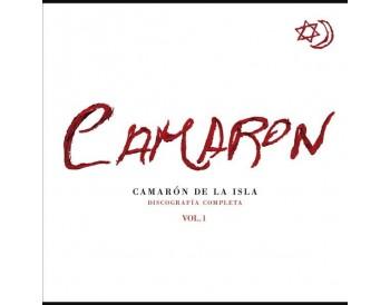 Camarón de la Isla - Discografía completa Vol 1 (10 Vinilos LP)