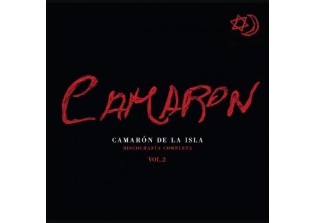 Camarón de la Isla - Discografía completa Vol 2 (10 Vinilos LP)