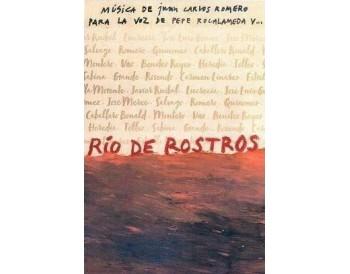 Rio de rostros - Libro + CD