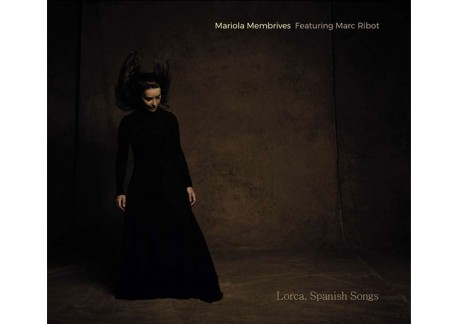 MARIOLA MEMBRIVES - LORCA. SPANISH SONGS  (CD)