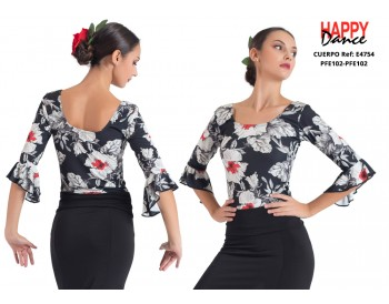 Flamenco top