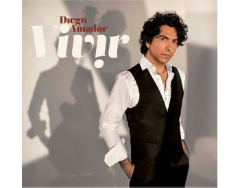 Diego Amador - Vivir (cd)