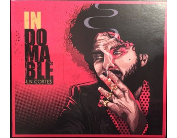 Lin Cortés Indomable (CD)