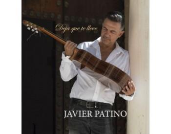 Javier Patino - Deja que te lleve (CD)