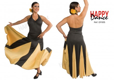 Falda flamenco EF005