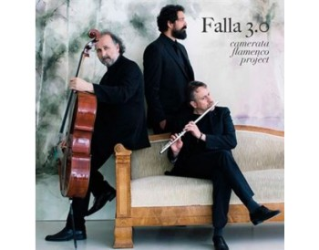 Camerata Flamenco Project - Falla 3.0 (CD)