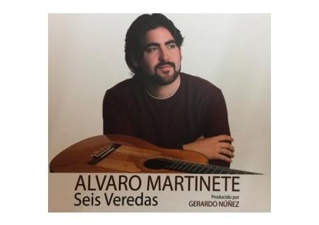 Alvaro Martinete - Seis veredas (CD)