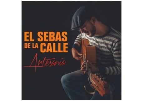 El Sebas de la Calle - Artesania (CD)
