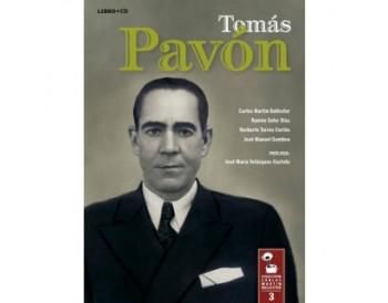 Tomás Pavón - Colección Carlos Martín Ballester Vol 3 (LIBRO+CD)