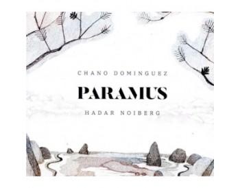 Chano Domínguez & Hadar Noiberg - Paramus (CD)