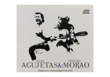 Diego Agujetas & Pepe del Morao (CD)