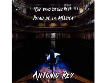 Antonio Rey - En vivo desde el Palau de la Música (DVD)