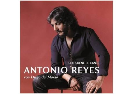 Antonio Reyes con Diego del Morao - Que suene el cante (CD)